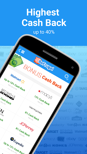 BeFrugal Cash Back & Coupons modavailable screenshots 2