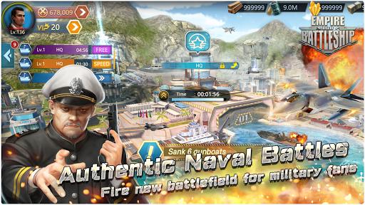 Empire:Rise Of BattleShip 1.2.1014 screenshots 1