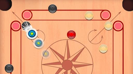 Carrom Disc Pool : Free Carrom Board Game screenshots 1