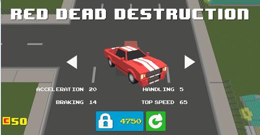 Blocky Road Racer 1.0 screenshots 3