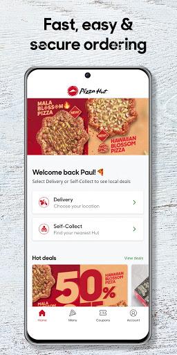 Pizza Hut - Singapore 5.0.3 Screenshots 2