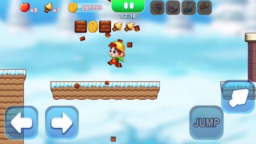 Super Jin Run : New Adventure 2020 screenshots 14