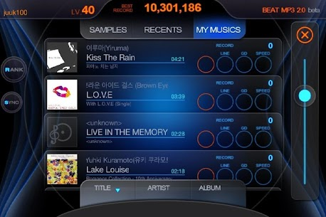 BEAT MP3 2.0 – Rhythm Game MOD (Money) 4