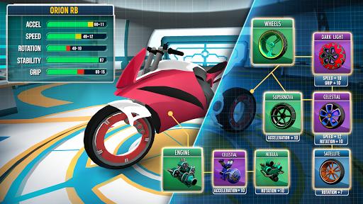Gravity Rider: Extreme Balance Space Bike Racing 1.18.4 Screenshots 3
