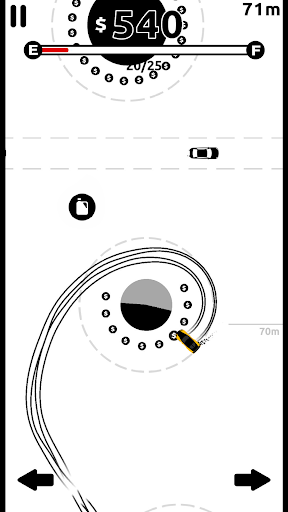 Donuts Drift: Addicting Endless Fast Drifting Game apkdebit screenshots 2