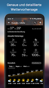 Wetter & Widget - Weawow Screenshot