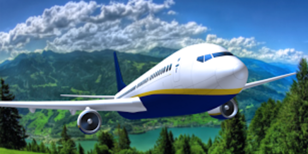 airplane flying flight pilot hack