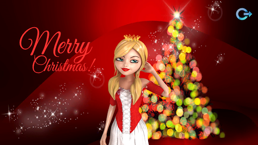 Princess Advent Calendar Xmas  screenshots 8