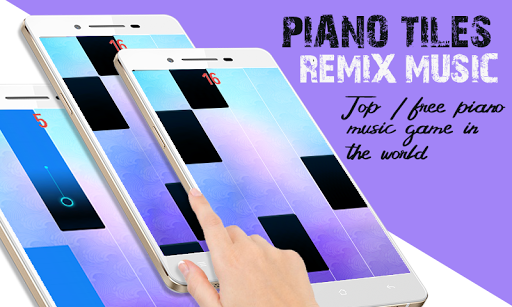 Piano Tiles - Remix Music 15 screenshots 1