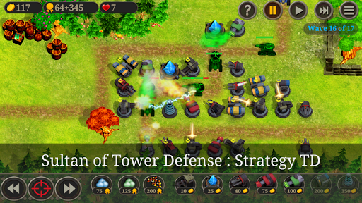 Sultan of Tower Defense apktreat screenshots 1