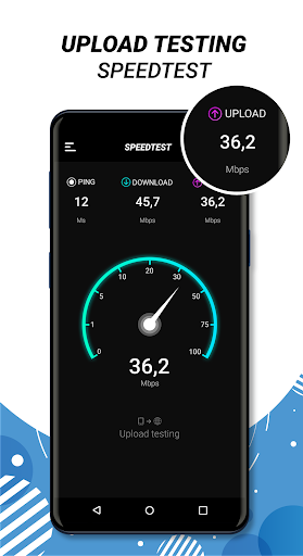 Internet Speed Test - Wifi SpeedTest apktram screenshots 3