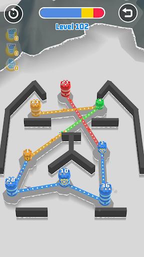 Samurai Takeover - Brain Free&ASMR Puzzle Games 1.1.56 screenshots 1