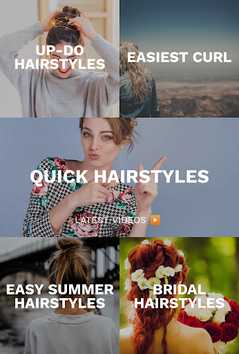 Hairstyles for your face : Free Hair salon 3.0.153 Screenshots 8