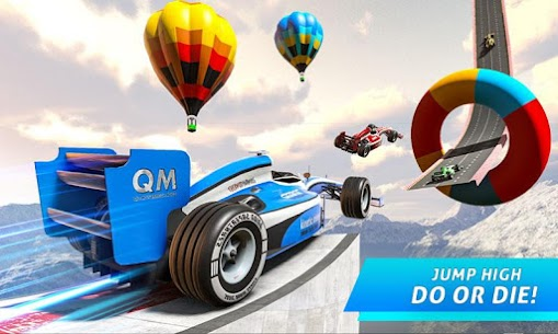 Formula Car GT Racing Stunts- Impossible Tracks 3D MOD APK V3.7 – (All Levels Unlocked) 3