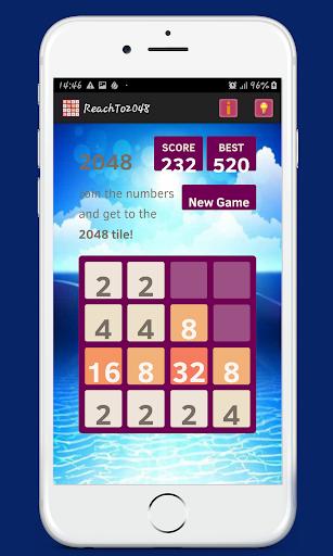 2048 game screenshot 1