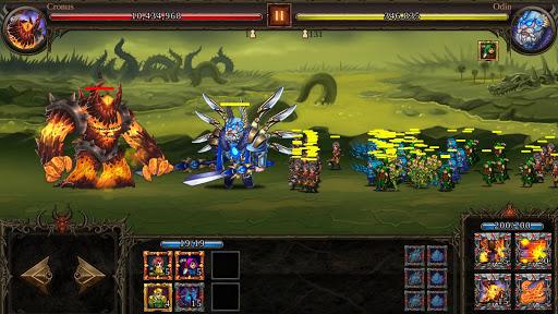 Télécharger Epic Heroes War: Action + RPG + Strategy + PvP mod apk screenshots 2