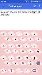 1C Big Keyboard v1.78 MOD APK 3