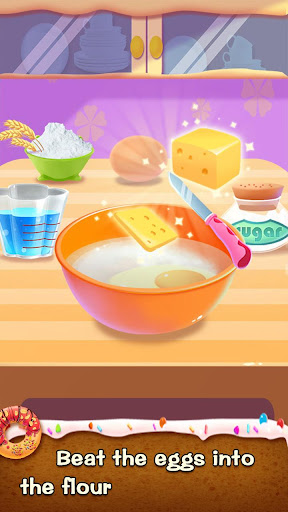 ud83cudf69ud83cudf69Make Donut - Interesting Cooking Game 5.5.5052 screenshots 1