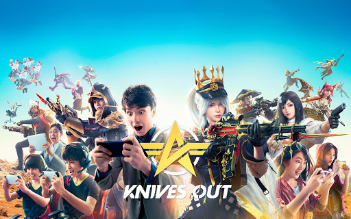 Knives Out-No rules, just fight! 1.249.439468 screenshots 11