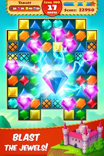 Jewel Empire : Quest & Match 3 Puzzle screenshots 4
