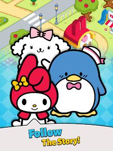 Hello Kitty - Merge Town