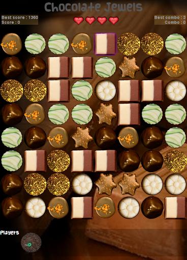Chocolate Jewels screenshots 3