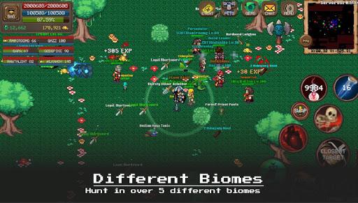 MMORPG Laurum Online - RPG - Pixel MMO - PVP 1.5-hf1 screenshots 5