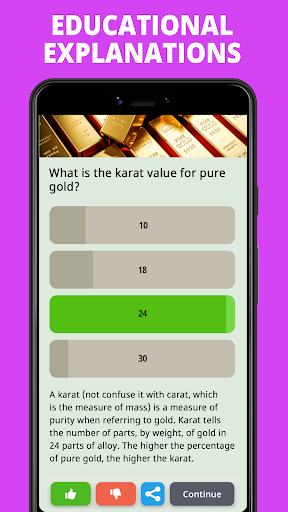 Free Trivia Game. Questions & Answers. QuizzLand. 2.0.201 screenshots 5
