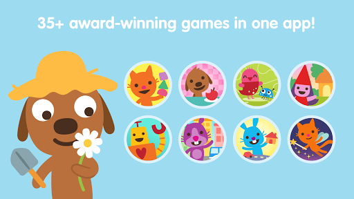 Sago Mini World: Kids Games  screenshots 2