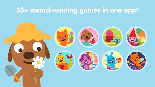 Sago Mini World Mod Apk: Kids Games (All Games Unlocked) 2