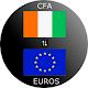 Convertisseur de monnaie(CFA-EUROS / EUROS-CFA) Download on Windows