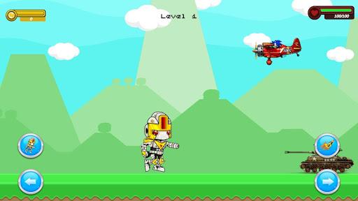 Shooter Robot : Plane , Tank Shooting  screenshots 6