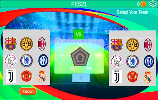 Pro2021 PesMaster Ligue screenshots 4