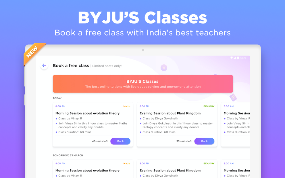 BYJU'S – The Learning App screenshot 9