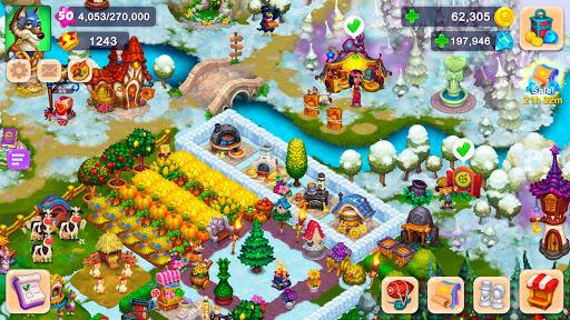 Royal Farm: Farming simulator with Adventures 1.41.0 screenshots 1