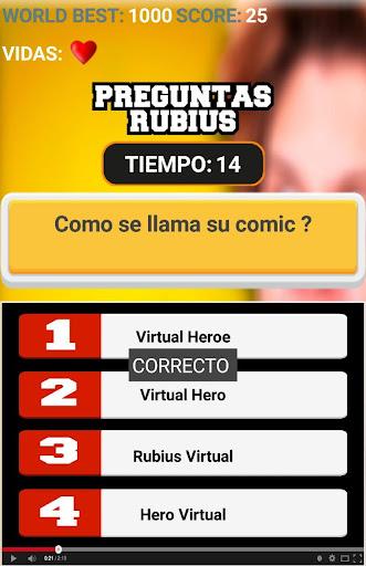 el rubius quiz screenshot 3