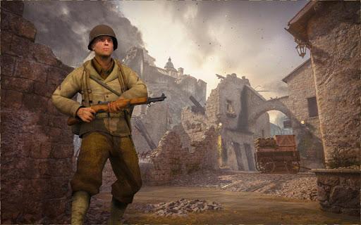 Call of Glory: WW2 Military Commando TPS Game  screenshots 6