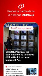 Ouest-France, lu2019actu de la commune au monde 4.6.1 Screenshots 4
