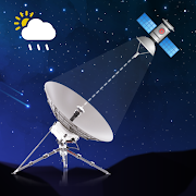 Gps Satfinder And Live Weather Forcast