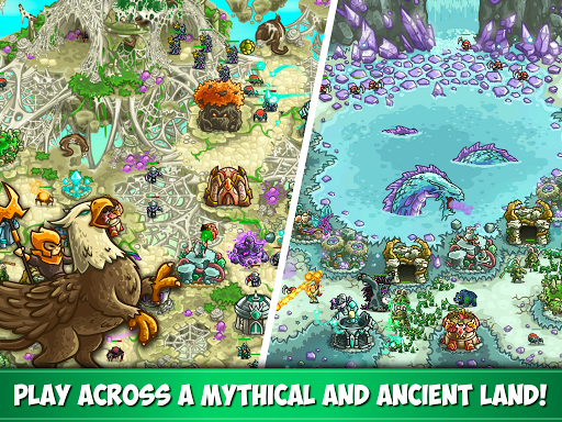 Kingdom Rush Origins - Tower Defense Game 4.2.25 screenshots 10