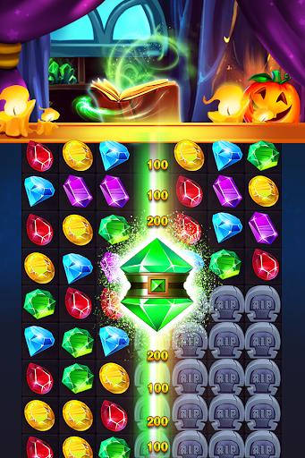 Witch Diamonds Swap screenshots 3