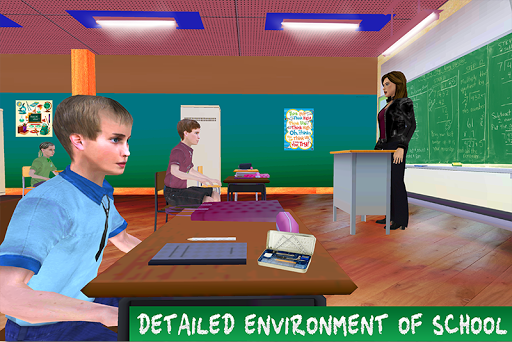 High School Education Adventure 9.5 Screenshots 5