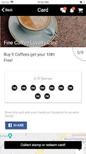 The Fine loyalty App 1.1.3 screenshots 1