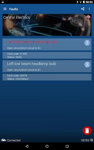 OBDeleven car diagnostics 0.30.0 Screenshots 20
