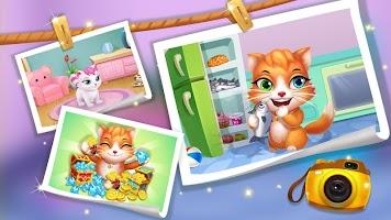 Cute Kitten - 3D Virtual Pet