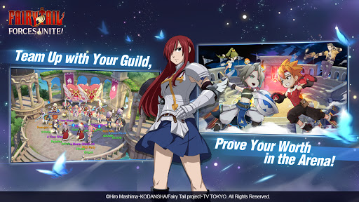 FAIRY TAIL: Forces Unite! android2mod screenshots 9