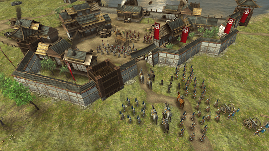 Shogun's Empire: Hex Commander Mod Apk 1.9.1 (Unlimited Gold/Rice/Honors) 1