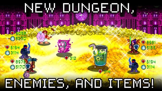 Soda Dungeon Mod APK Download (Unlimited Gold / Crystal) – Updated 2021 3