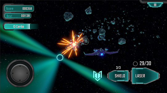 Asteroids Star Pilot Hack Game Android & iOS 5