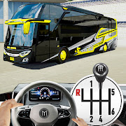 Bus Driver Simulator: Tourist Bus Driving Games